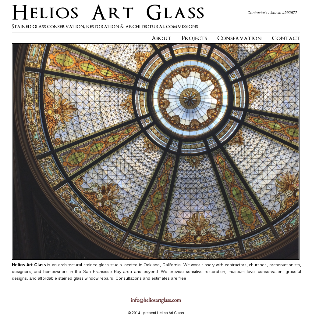 Helios Art Glass