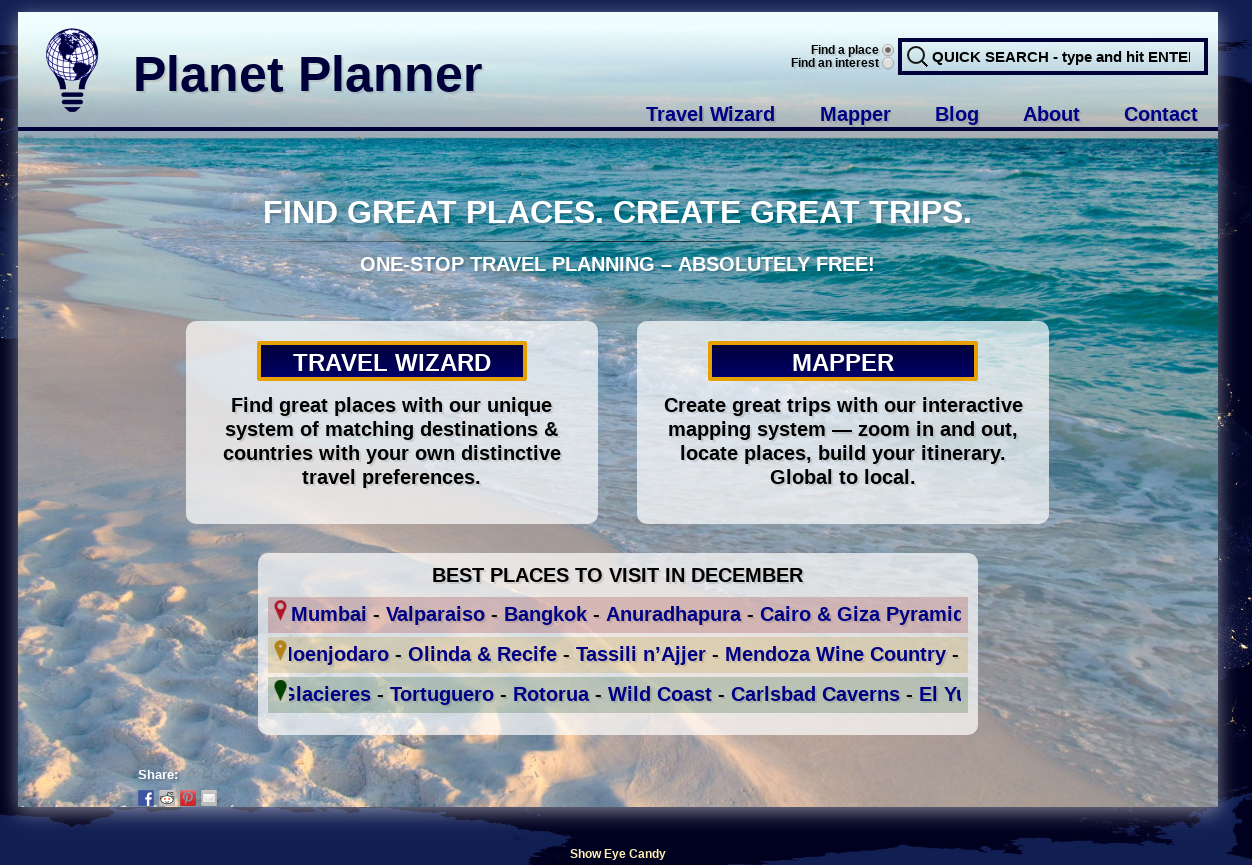 Planet Planner