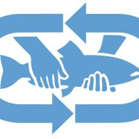 """3 - Griffin Avanche: Concept - this is fishing's """"catch and release"""" symbol for stewardship of waterways, maybe something like this can be incorporated but from a fire perspective."""